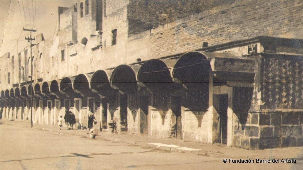Del Inicio de nuestra historia, tomada por José Miguel Sarmiento. (circa 1939)